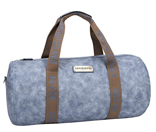 David Jones, Borsa bowling donna blu