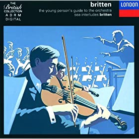 Britten: Matin�es Musicales (Second suite of five movements from Rossini) - 1. March