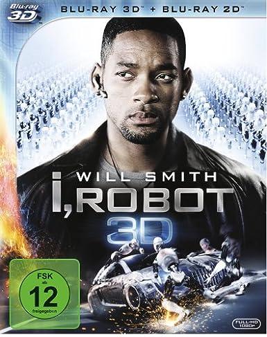 51NVzd6CEPL. SX385  i, Robot 3D Blu ray nur 9,97€ inkl. Versand   Update