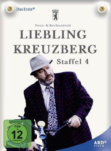 Liebling Kreuzberg - Staffel 4 [4 DVDs]