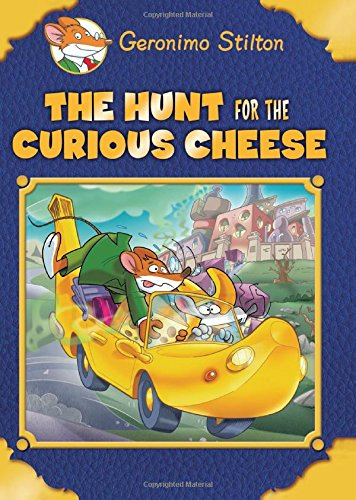 Geronimo Stilton Special Edition: The Hunt for the Curious Cheese Image