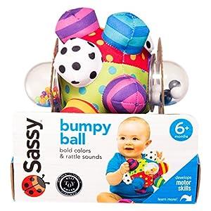 Sassy Developmental Bumpy Ball by Sassy