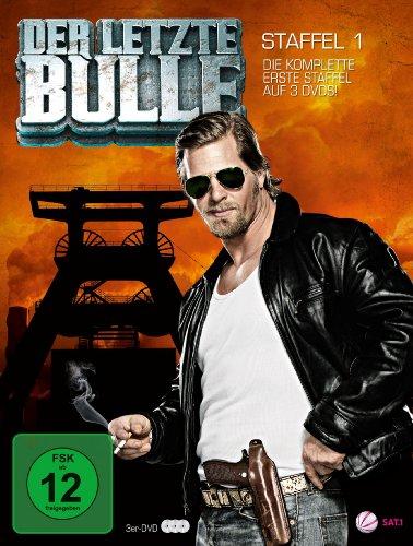 Der letzte Bulle - Die komplette erste Staffel [3 DVDs]