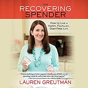 The Recovering Spender Audiobook