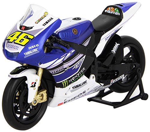 New Ray Toys 1:12 Scale Yamaha Monster 2013 YZR M1 #46 Rossi 57583