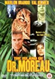The Island Of Dr. Moreau [DVD] [1996]