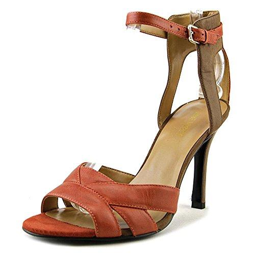 Nine West French Yo Women Leather Sandals