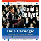 Stand and Deliver: Method to Public Speakingby Dale Carnegie