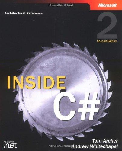 Inside C#, Second Edition PDF