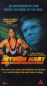 Hitman Hart: Wrestling with Shadows [VHS]