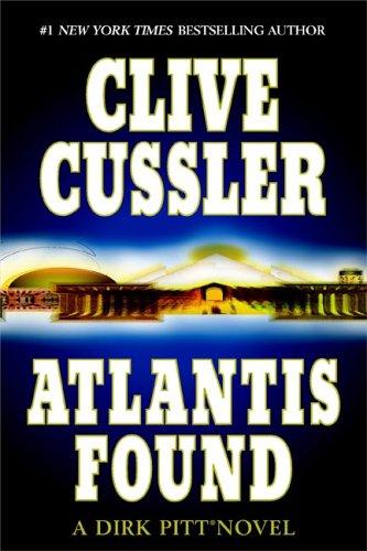 Image for Atlantis Found (Dirk Pitt Adventure)