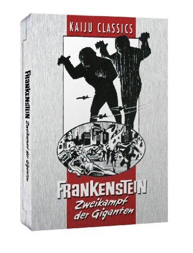 Frankenstein - Zweikampf der Giganten [2 DVDs]