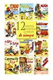 img - for 12 cuentos infantiles cl sicos de siempre (Spanish Edition) book / textbook / text book