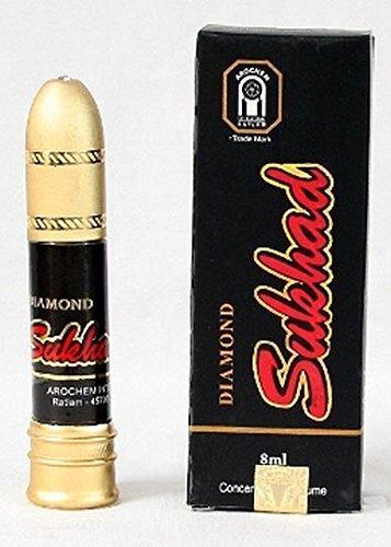 Diamond Sukhad Roll-On Apparel Perfume - 6 ML