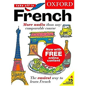 Oxford Take Off In French - Book + Audio CD's
