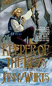 Keeper of the Keys (Cycle of Fire, No 2) by Janny Wurts