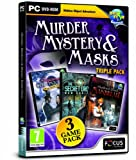 Murder,Mystery and Masks Triple Pack
