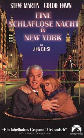 Eine schlaflose Nacht in New York [VHS]