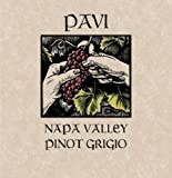 2012 Pavi Wine Pinot Grigio Napa Valley 750 mL