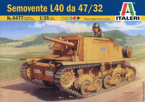 Semovente L40 da 47/32  [ ITALERI N° 6477, 1/35 ] 51NW7WcoN9L