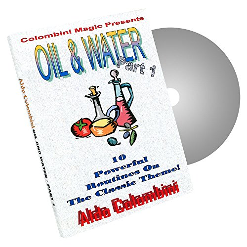 MMS Oil and Water Part One by Wild-Colombini Magic - DVD