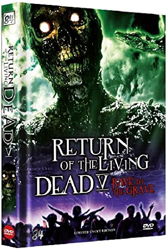 Return of the Living Dead 5: Rave to the Grave - Uncut/Mediabook [Limited Edition]
