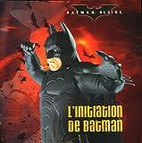"""Afficher """"L'Initiation de Batman"""""""
