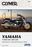 img - for Clymer Yamaha V-Star 1300, 2007-2010 (Clymer Motorcycle Repair) book / textbook / text book