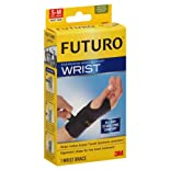 Futuro Wrist Support, Energizing, Right Hand, S-M