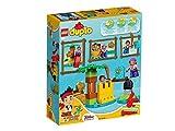 LEGO 10604 - Duplo: Jake und die Nimmerland-Piraten - Schatzinsel von LEGO