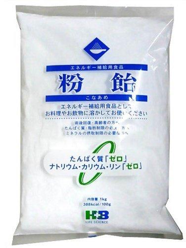 Powder candy 1 kg H B life sciences