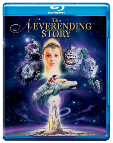 Cover art for  The Neverending Story [Blu-ray]