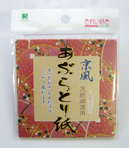 徳安 京風あぶらとり紙 KZ300