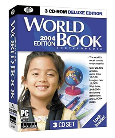 World Book Encyclopedia 2004 Edition