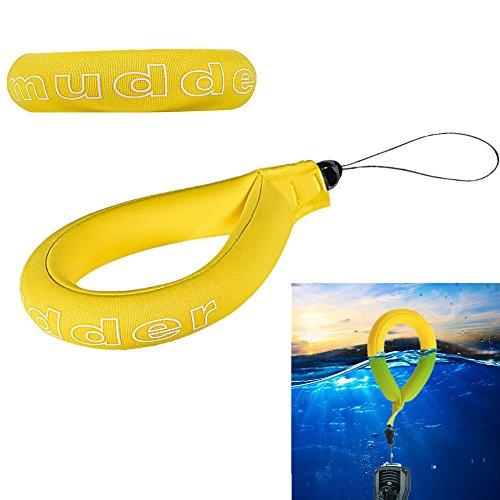 Mudder Impermeabile Fotocamera Float Schiuma Galleggiante Cinturino da Polso per Swmming Subacquea Immersioni
