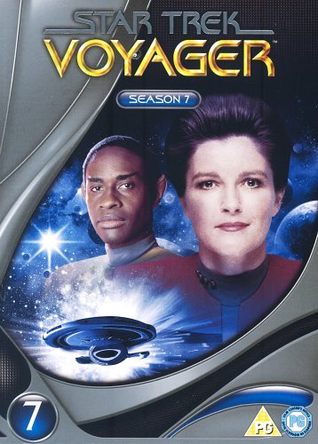 Star Trek Voyager  - Season 7 (Slimline Edition)