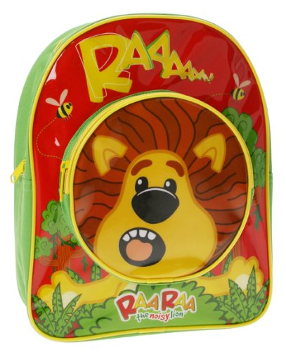 trade-mark-collections-raa-raa-the-noisy-lion-back-pack-verde