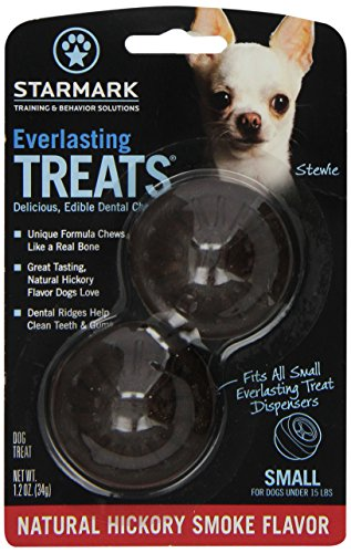 Everlasting Treat For Dogs, Natural Hickory Smoke, Small