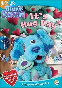 Blue's Clues - Blue's Room - It's Hug Day
