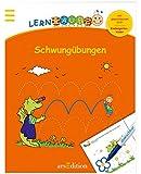 Lernraupe - Schwungübungen: Mit abwischbarem Stift