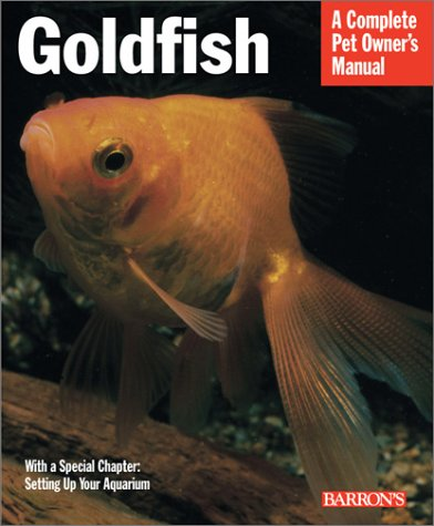 Goldfish (Barron's Complete Pet Owner's Manuals (Paperback)) (Free Ranging Cats compare prices)
