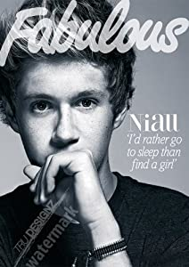Naill Horan 'Rather Sleep ' Fabulous One Direction A1 A2 A3 Poster 1D Pop Teen by Tru Designz Accessories