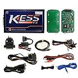 Online V2.47 EU Red Kess V5.017 OBD2 Manager Tuning Kit KTAG V7.020 4 LED Kess V2 5.017 BDM Frame K-TAG 7.020 ECU Programmer (Kess Green EU Online Full Set)