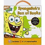 Spongebob's Box of Books (SpongeBob SquarePants)by Various