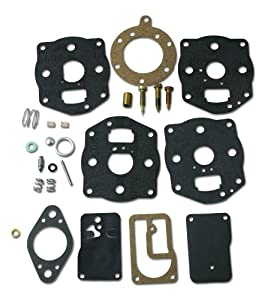 Briggs & Stratton 694056 Carburetor Overhaul Kit by Magneto Power
