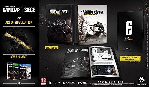 Rainbow Six Siege - Collector's Edition - PlayStation 4