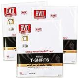 B.V.D.U首半袖Tシャツ 3枚組