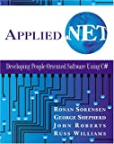 img - for Applied .NET: Developing People-Oriented Software Using C# book / textbook / text book