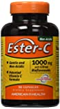 American Health - Ester-C with Citrus Bioflavonoids - 1000 mg. 90 Caps