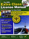 img - for The ARRL Extra Class License Manual Book with CD-ROM (Arrl Extra Class License Manual for the Radio Amateur) book / textbook / text book